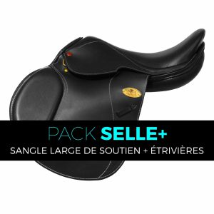 Selle New Tech II - Pack Sangle Large Soutien