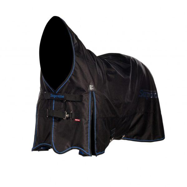 Couverture de pluie Avalanche Horze Supreme - Noir